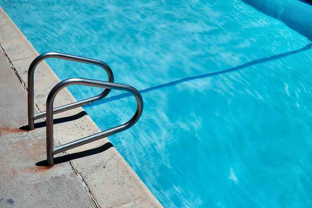 Comment préparer une piscine