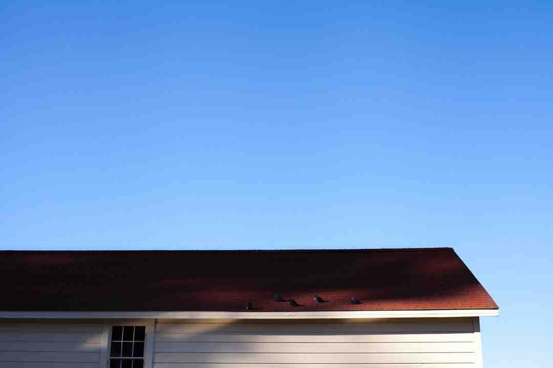 Comment rénover la toiture d'une maison