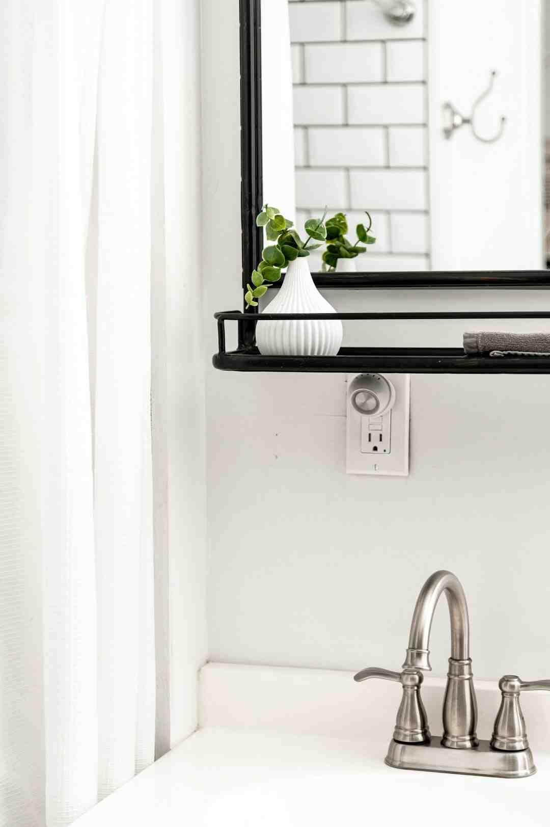 Comment nettoyer une douche très sale ?